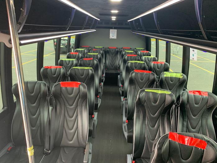 Luxury Executive Mini-Coaches